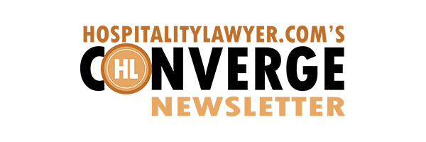 HospitalityLawyer.com's Converge Newsletter