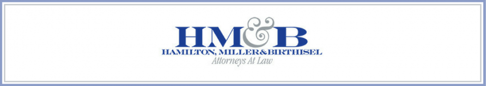Hamilton Miller Birthisel - Attorneys at Law