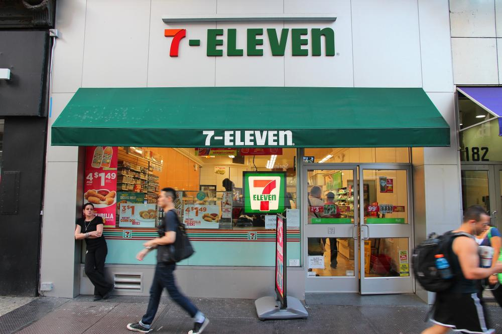 7-Eleven in New York