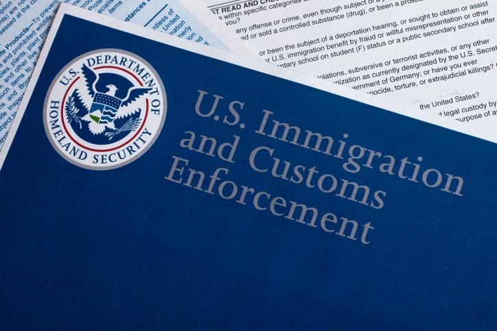 US Immigration & Customs Enforcement