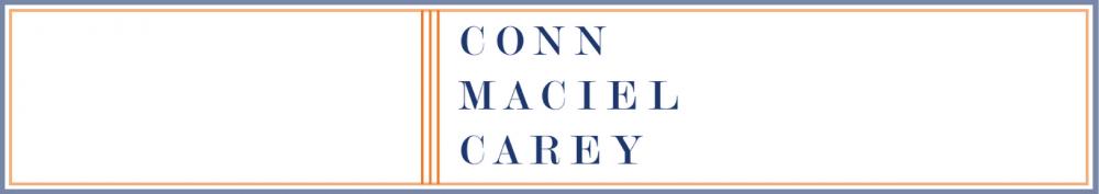 Conn Maciel Carey logo