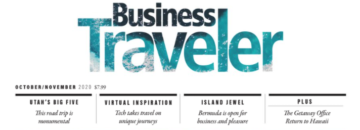 Business Traveler: October/November Issue   Click here to read now!