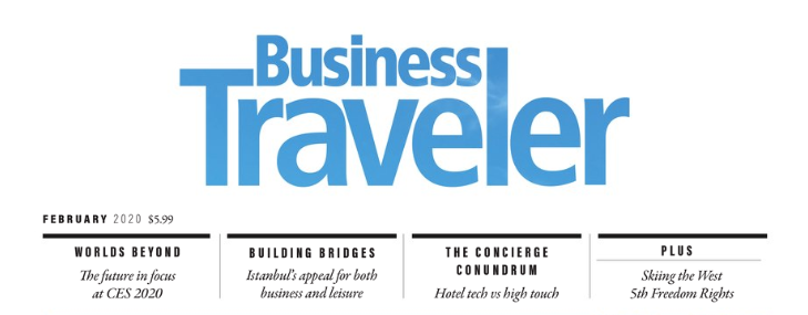 Business Traveler - February 2020