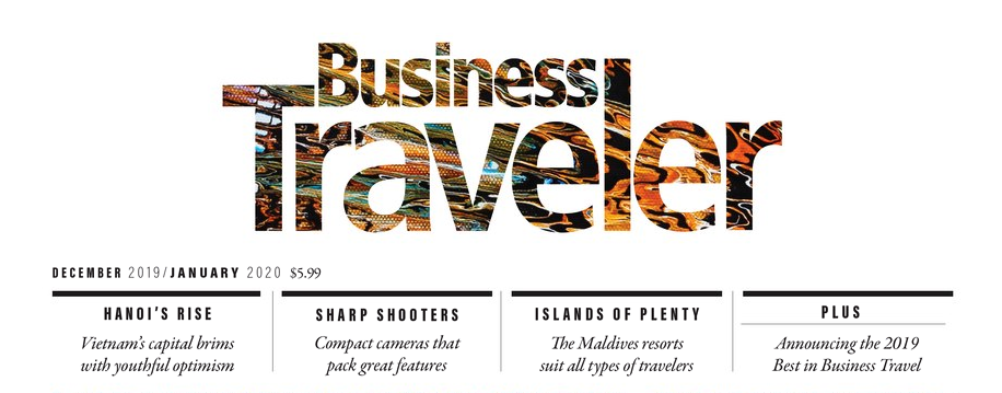 Business Traveler - December 2019 / January 2020