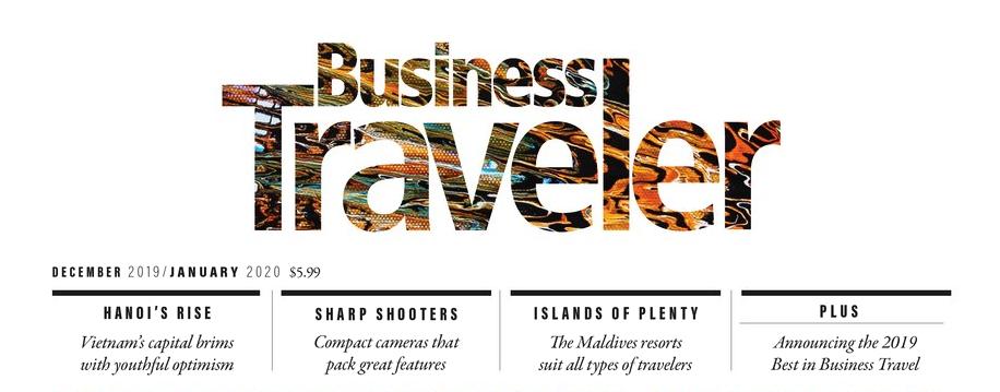 Business Traveler - December 2019 / January 2020