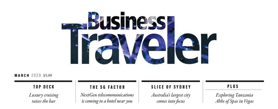 Business Traveler - March 2020