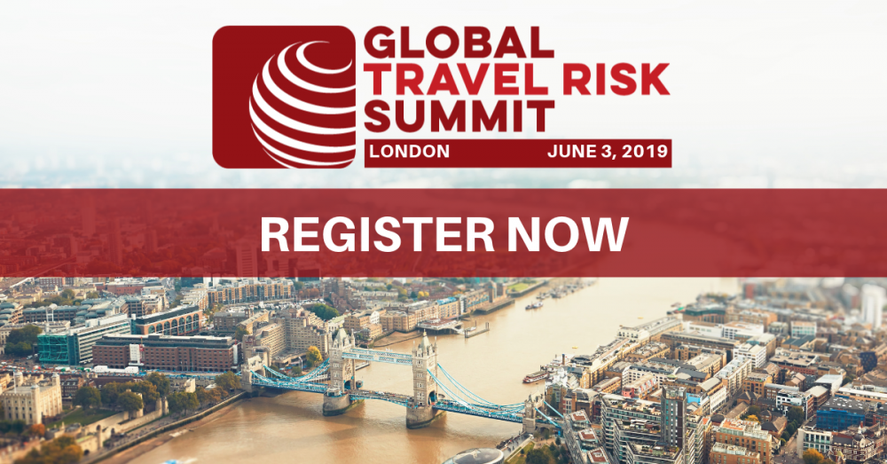 Global Travel Risk Summit: London | Register now