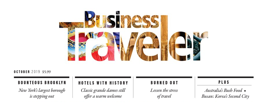 Business Travel - October 2019