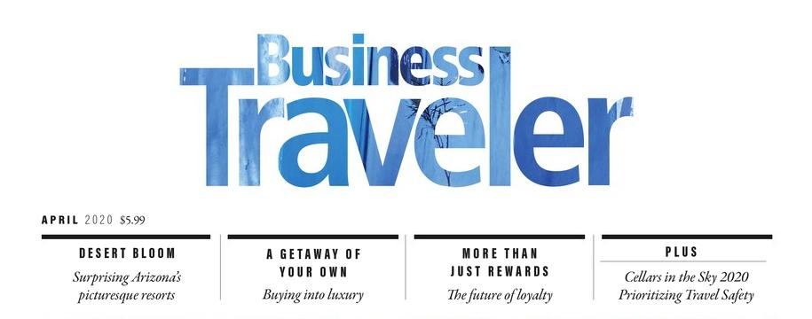 Business Traveler - April 2020