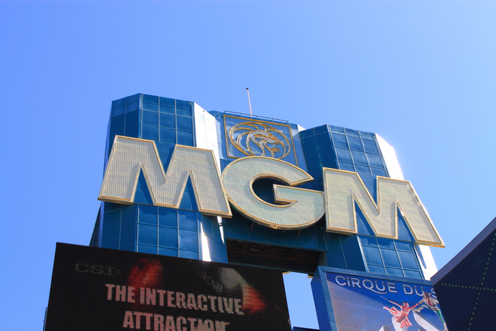 Las Vegas MGM Hotel & Casino