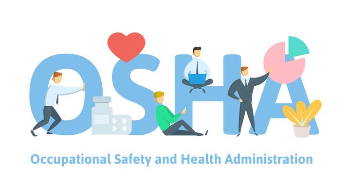 OSHA concept image