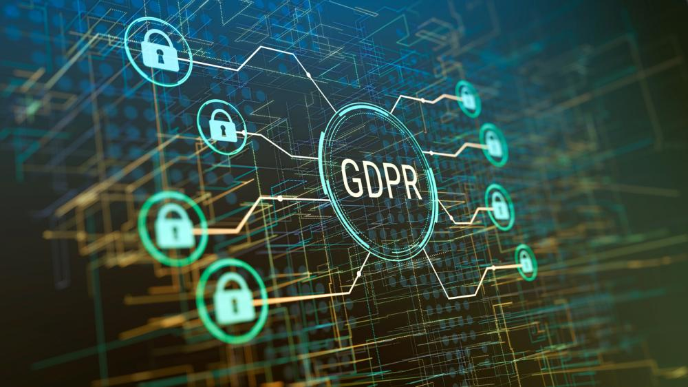 GDPR concept image