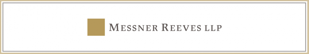 Messner Reeves LLP